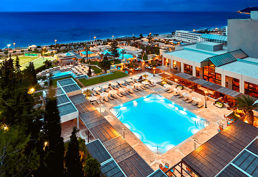 Sheraton Rhodes Resort